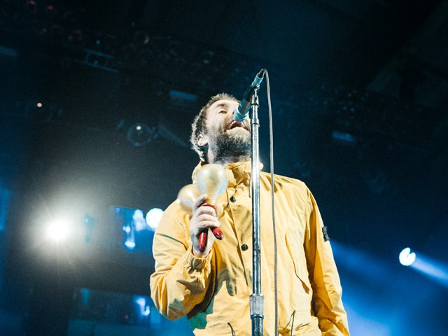 Liam Gallagher: Live in der Columbiahalle Berlin