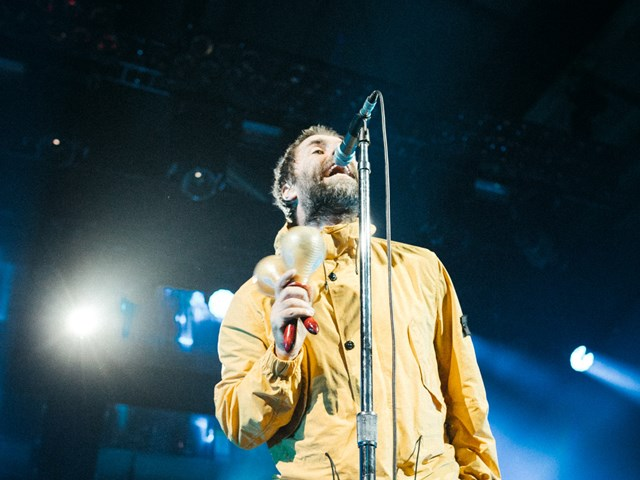 Liam Gallagher: Live at Columbiahalle Berlin