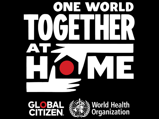 One World: Together At Home - Sunday April 19