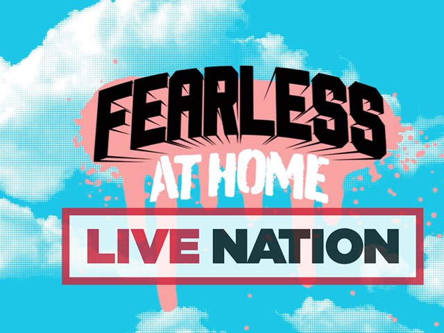 Fearless At Home Is Bringing Your Favourite Artists To Your Living Room