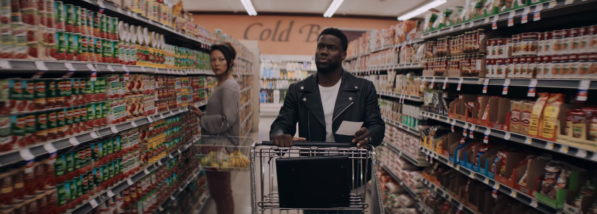 Kevin Hart stars in J Cole's latest video