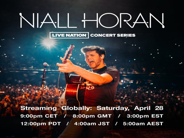 Niall Horan: Live Stream from Amsterdam