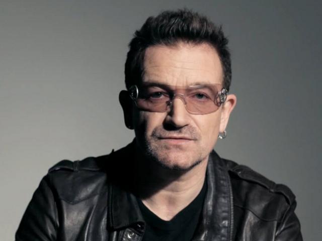 HAPPY BIRTHDAY BONO ! 
