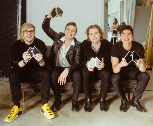 A recap: 5SOS' trip down under | Live Nation TV