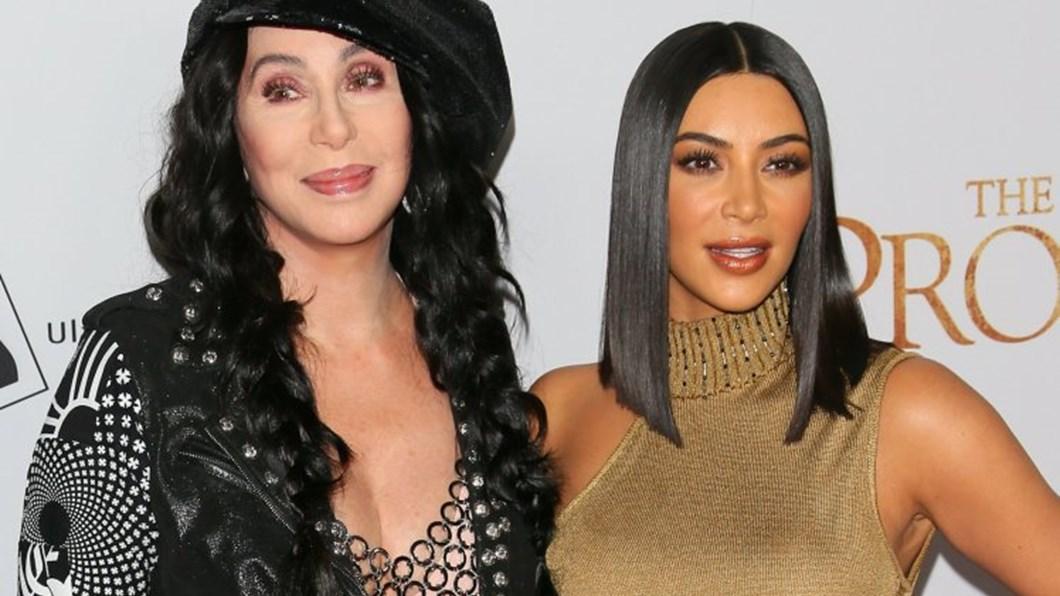 Times Kim Kardashian replicated Cher's looks | Live Nation TV