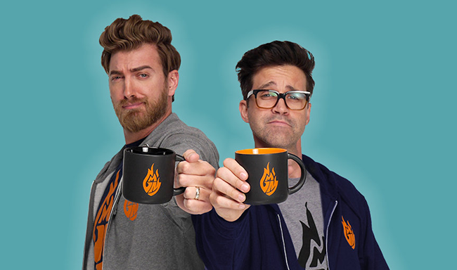 Rhett and Link's classic comedy clips