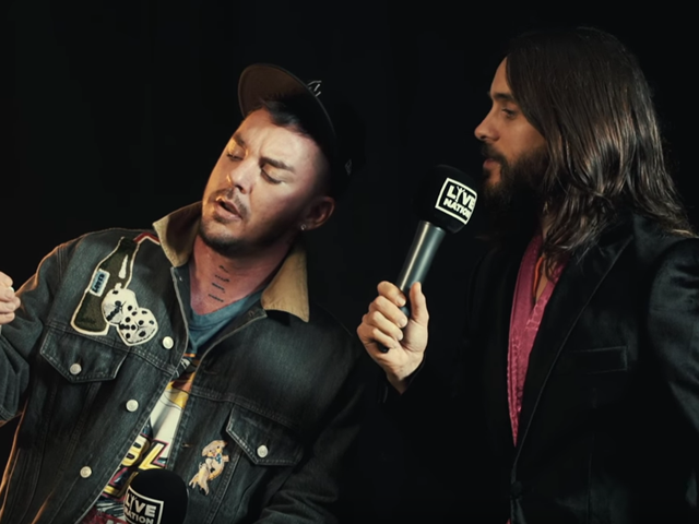 Interview Bingo mit Thirty Seconds To Mars