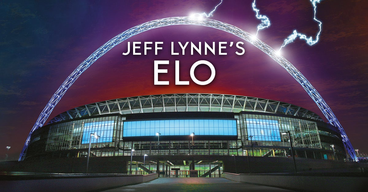 Jeff Lynne's ELO To Play Mega Wembley Stadium Show In 2017