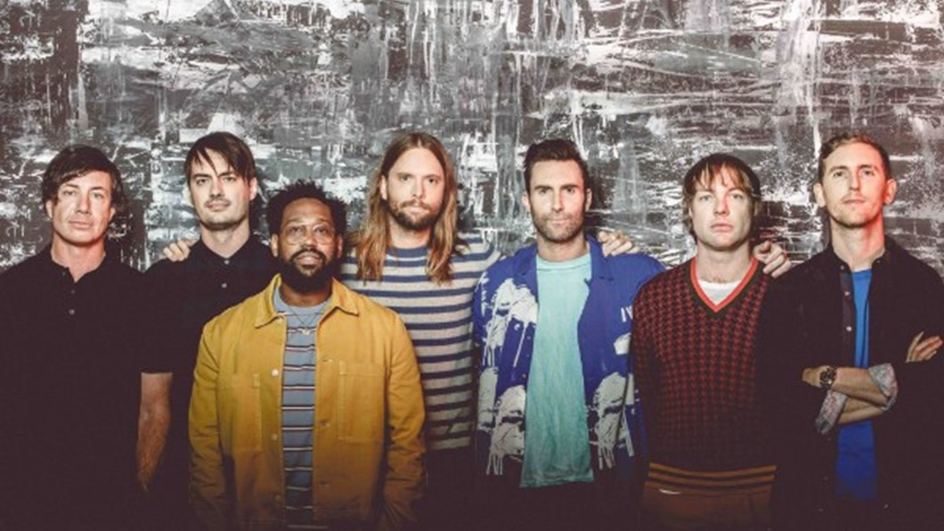Vip experience maroon 5 live nation tv m4hsunfo