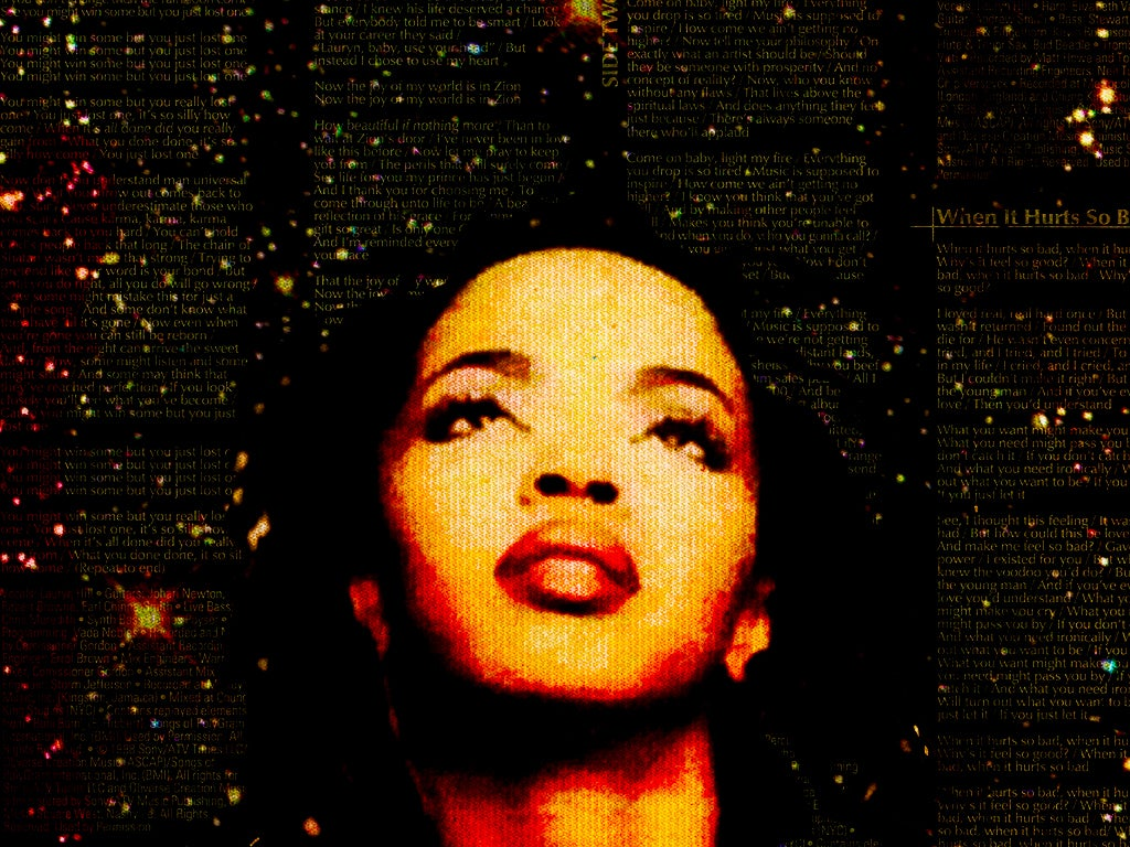 VIP EXPERIENCE: MS. LAURYN HILL