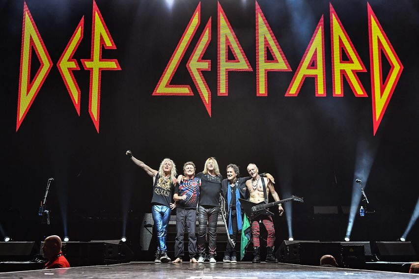 Are you Australia's Biggest Def Leppard Fan?