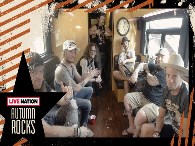 Here's What Goes Down On Black Stone Cherry's Tour Bus…!