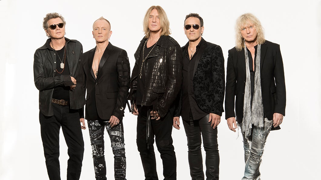 Here's Why Def Leppard Are One Of The Greatest Rock Bands In The World