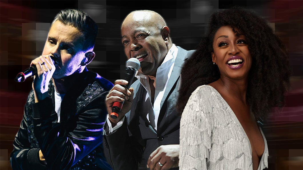 Friday Night Is Music Night Is Coming To The London Palladium!