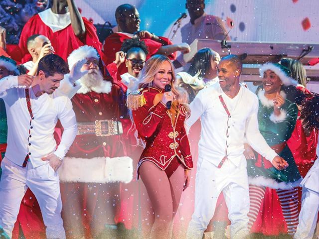 9 reasons why Mariah Carey rules the festive season