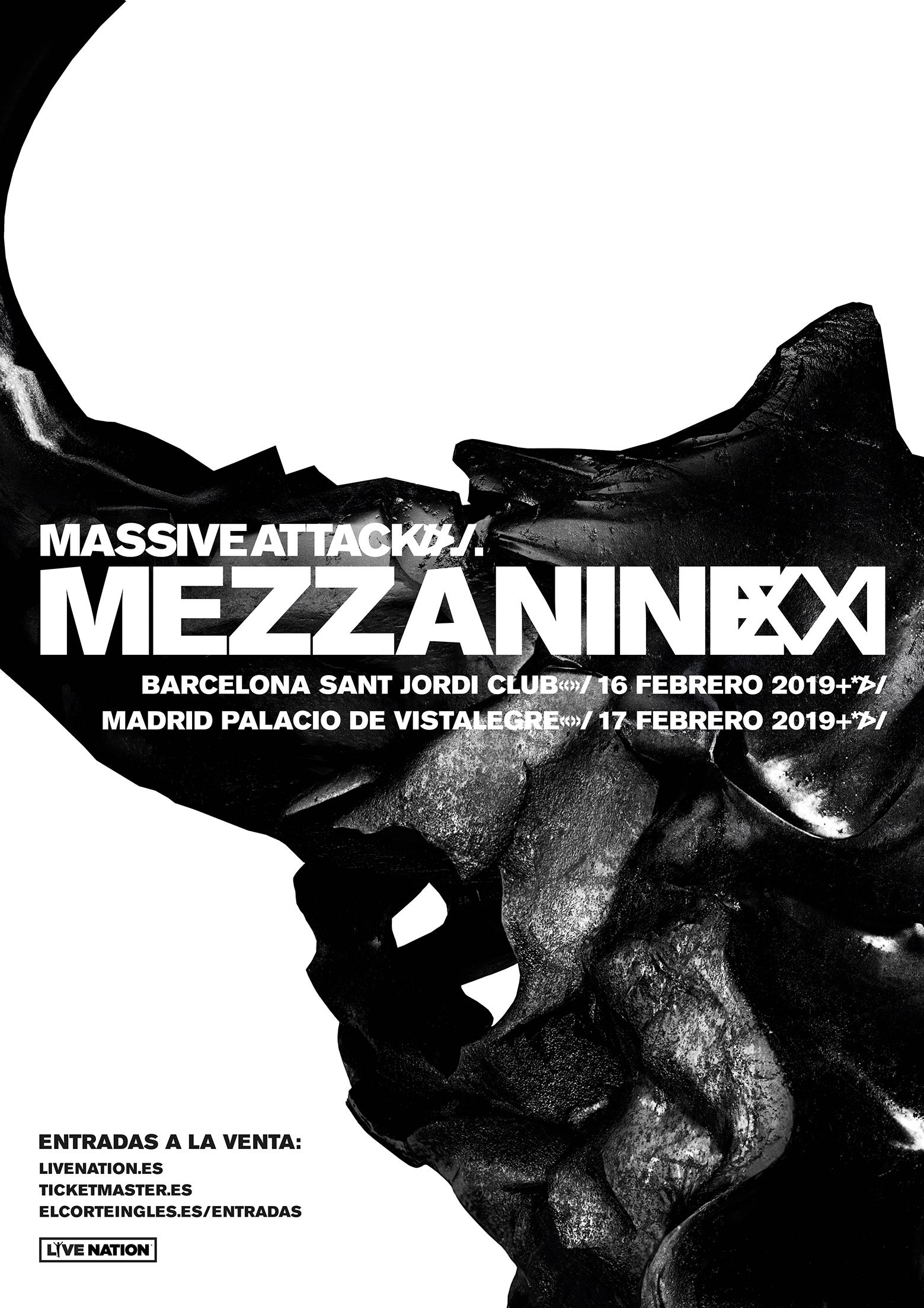 MASSIVE ATTACK: MEZZANINE XX1 TOUR 2019