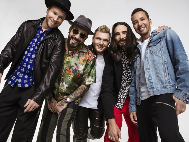Backstreet Boys #DNAWORLD TOUR
