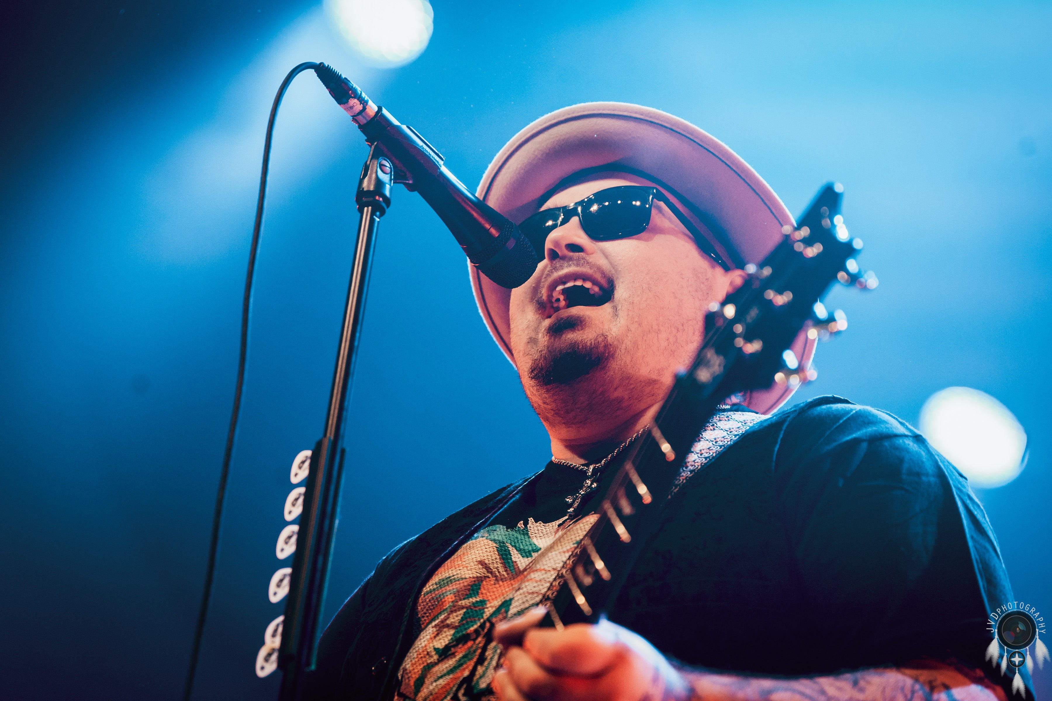 Black Stone Cherry Have Arrived In Europe And Their Shows Look EPIC! Take A Look...
