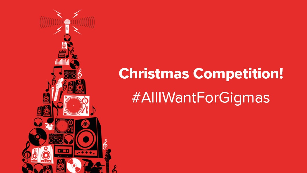 Christmas Competition: Win A Pair Of Tickets To A Mega Gig Of Your Choice!