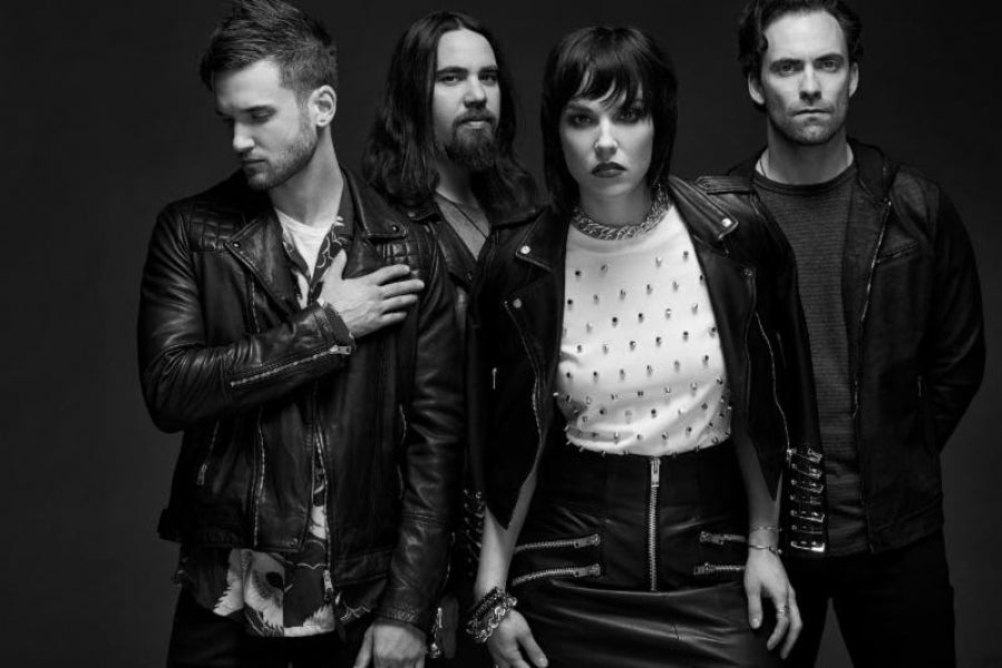 WATCH: Halestorm perform live in VR