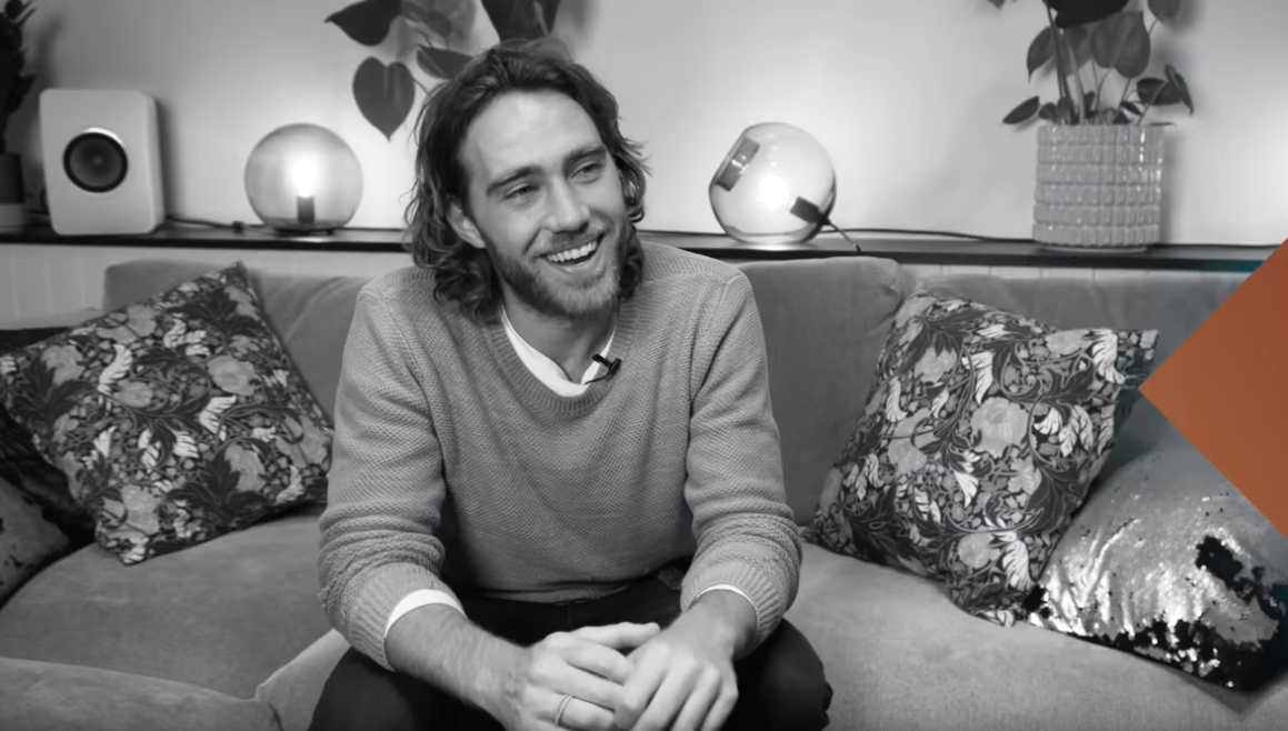 WATCH: Finish the Sentence with Matt Corby