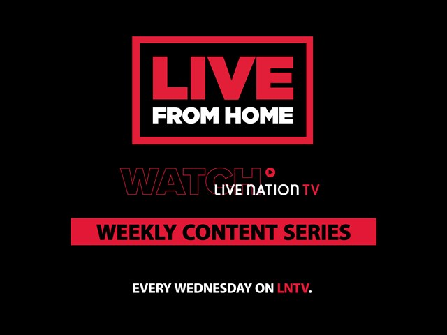NEU: LNTV Live From Home Weekly Content Series