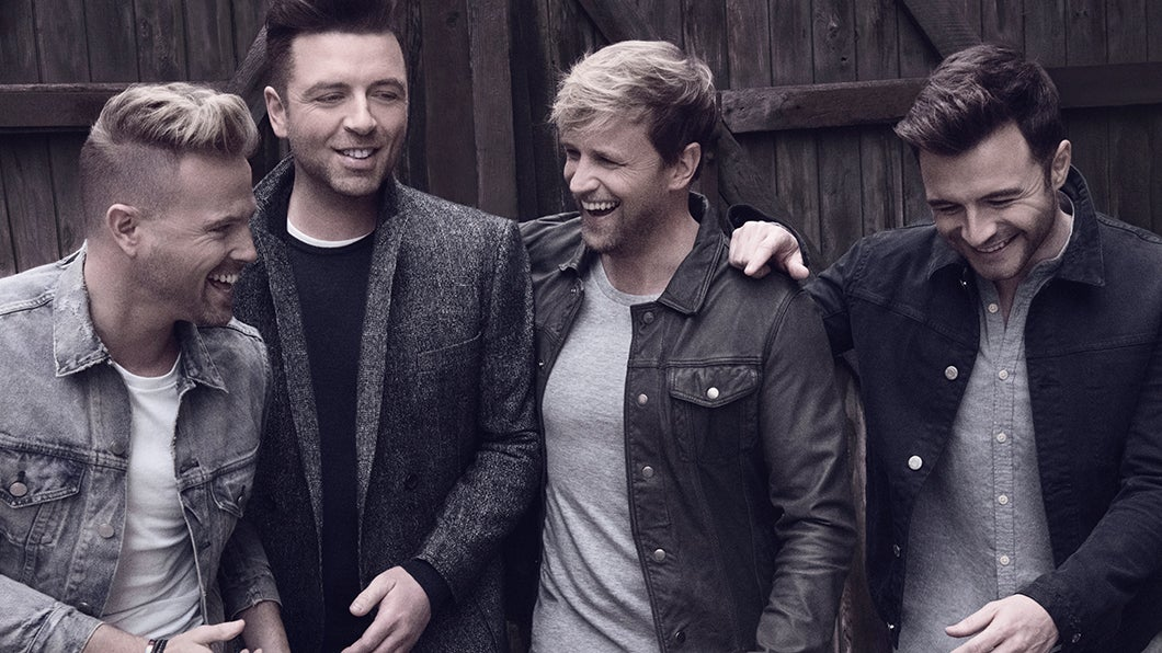 Westlife Release First UK Single In Eight Years Ahead Of Their Arena Tour!