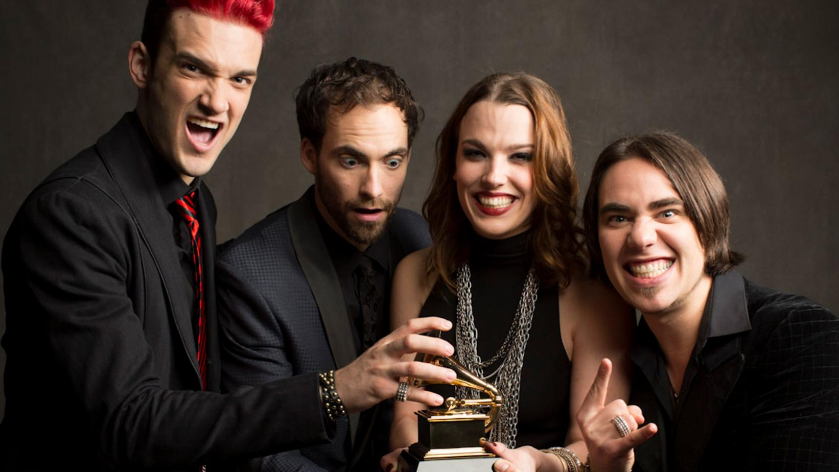 Halestorm's Lzzy Hale is a Grammy presenter!