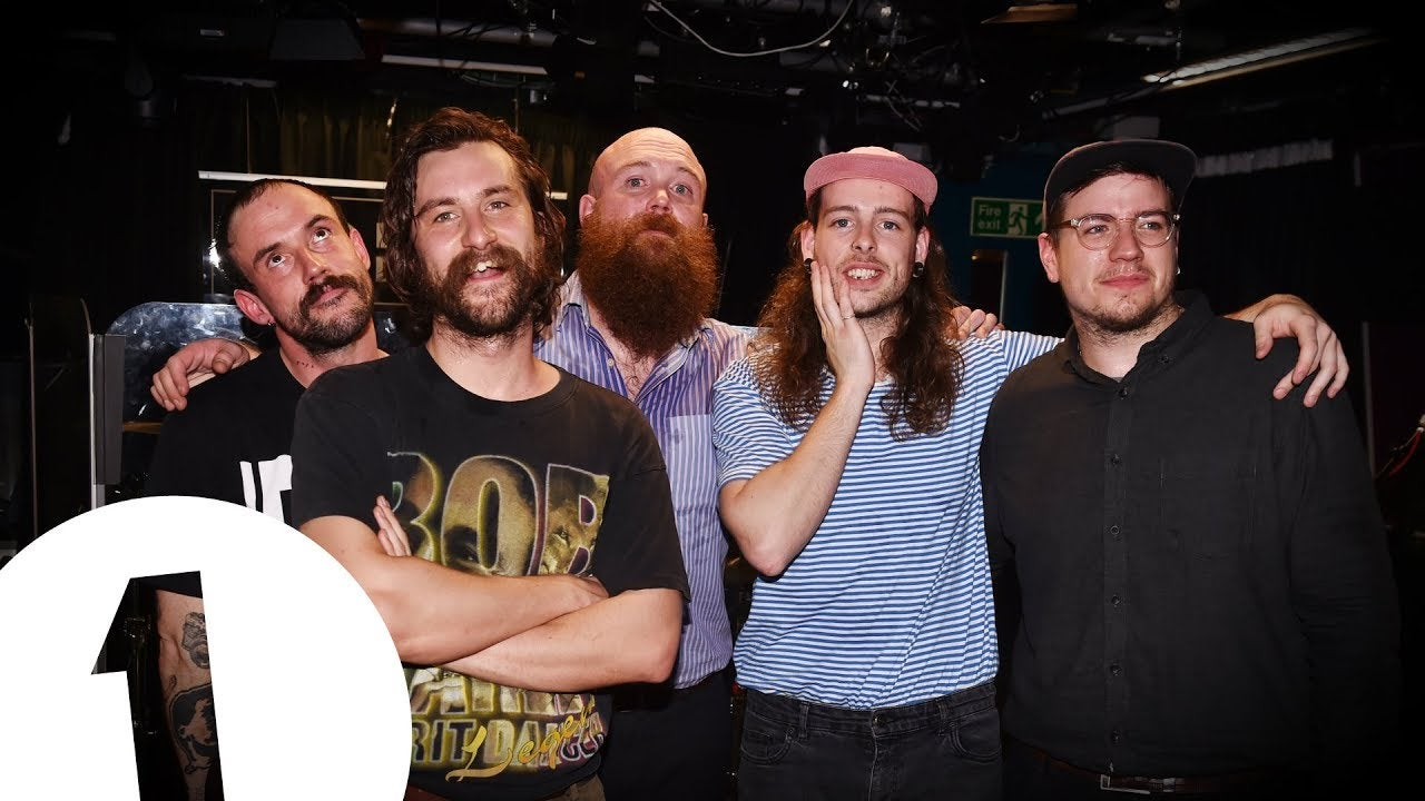 Idles cover The Streets + Harry Styles, in one song