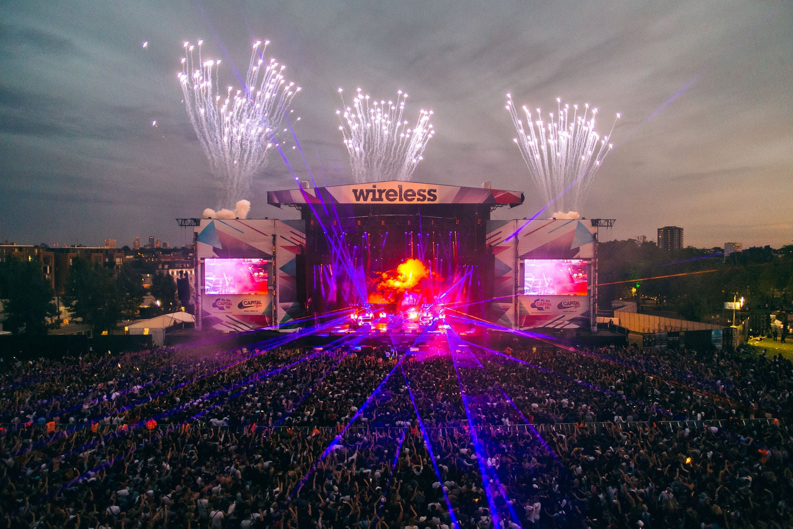 The Very Best Of Wireless 2016 In Photos...