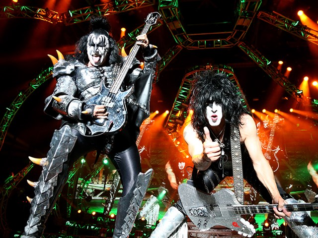 KISS Kicked Off End of the Road Farewell Tour in Vancouver
