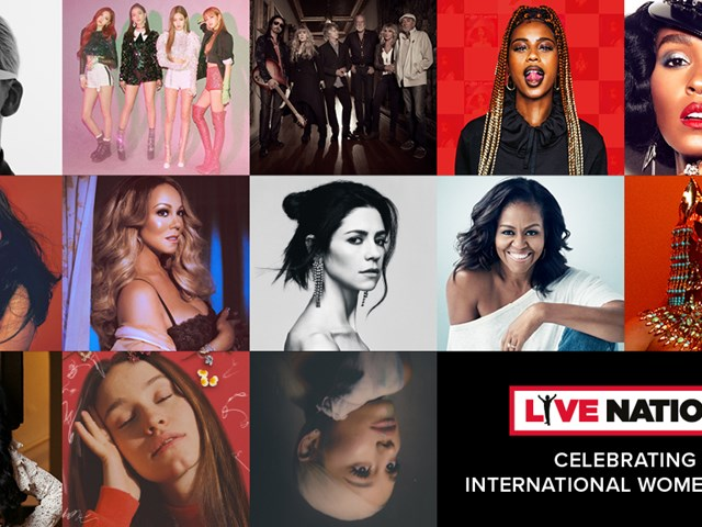 Happy International Women's Day! See these incredible ladies in 2019...