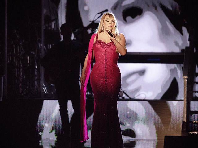 Mariah Carey Kicks Off Caution World Tour with Live Debuts!