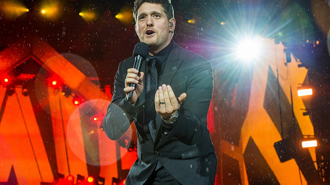 Michael Buble Christmas Special 2019.A Look Inside An Evening With Michael Buble 2019 Tour Live