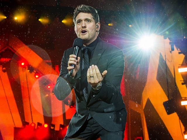 A Look Inside An Evening with Michael Bublé 2019 Tour