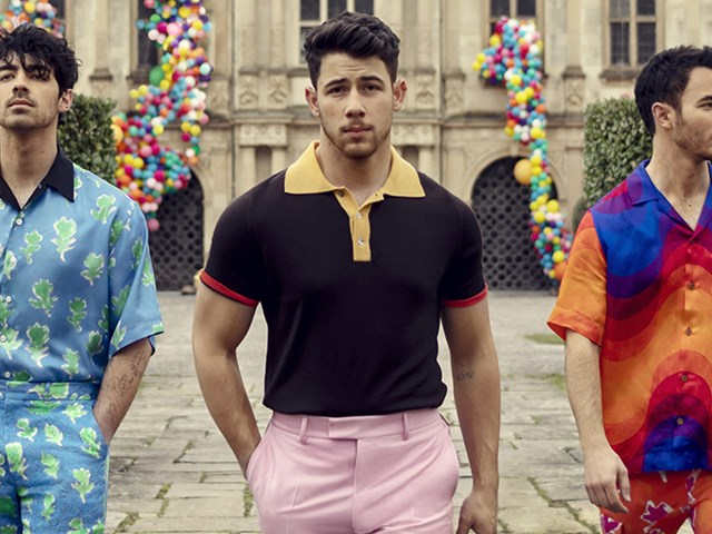 "Jonas Brothers Return With New Single ""Sucker"" - Listen Now!"