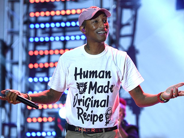 Pharrell Launches Something In The Water Festival This Spring