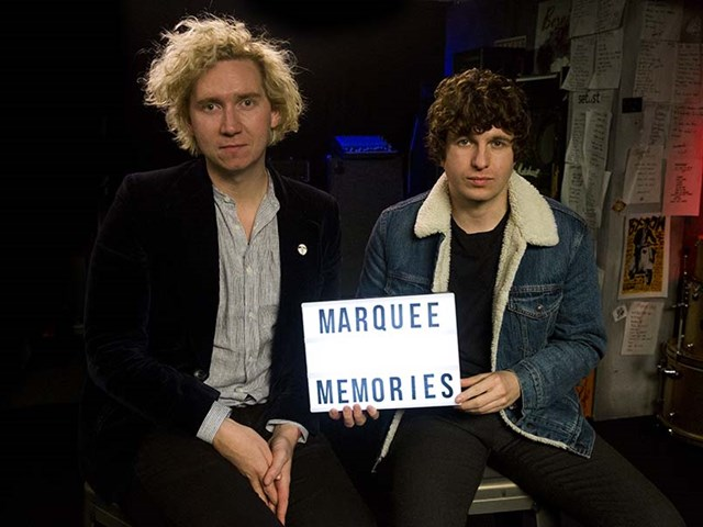 Marquee Memories: The Kooks