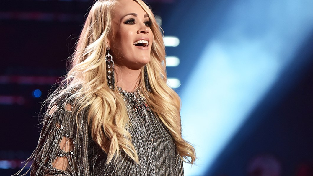 Happy 36th Birthday To American Idol Star Carrie Underwood