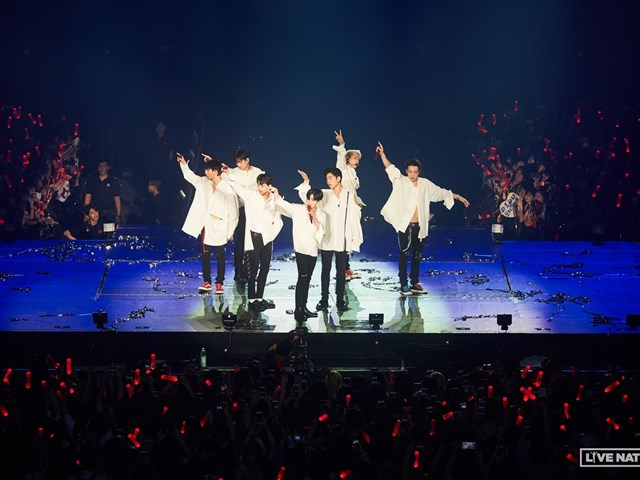 iKON 2018 CONTINUE TOUR IN TAIPEI:精彩回顧
