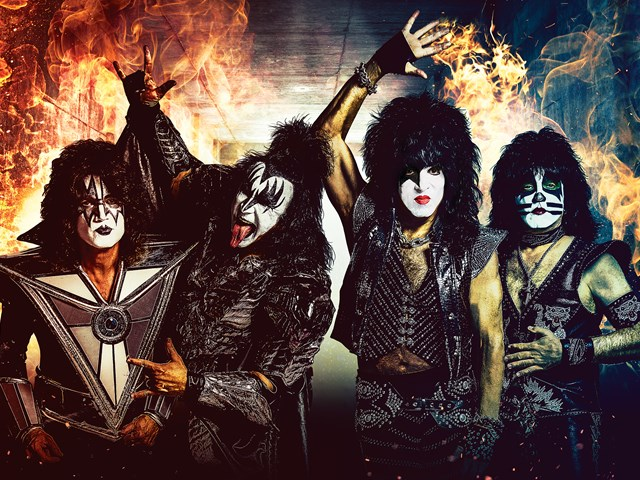Check Out The US Highlights From KISS' 2019 Farewell Tour!