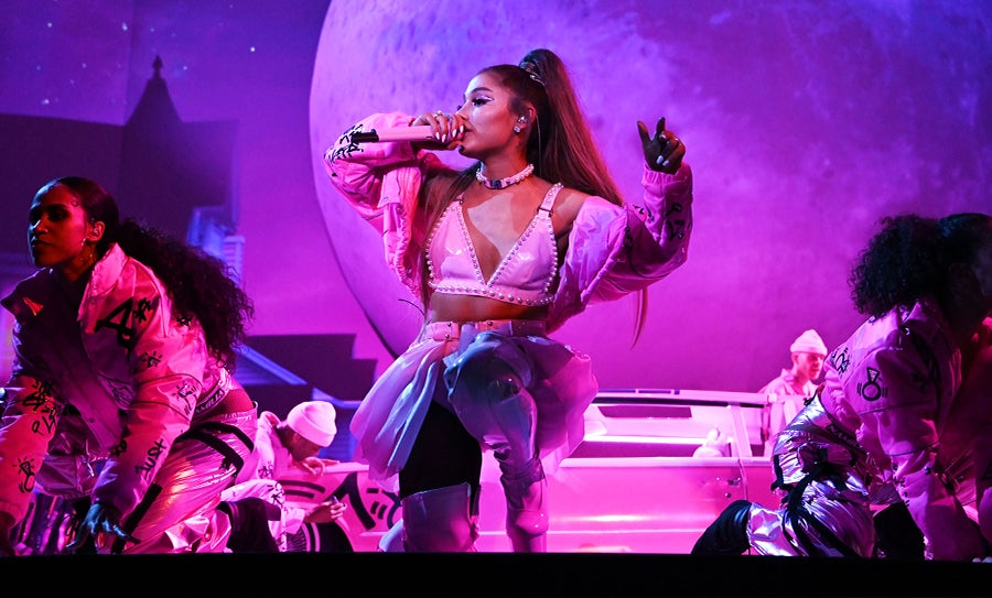 Exploring The Songs On Ariana Grande S Sweetener World Tour Livenationtv