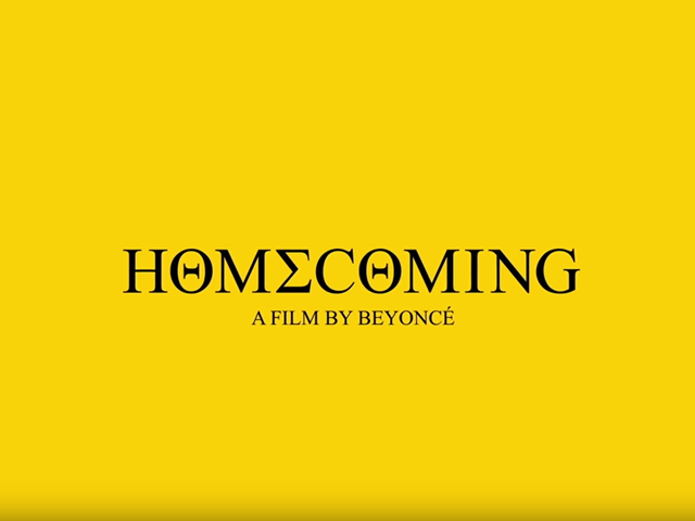 Homecoming: Beyoncé's new Live Album & Netflix Film