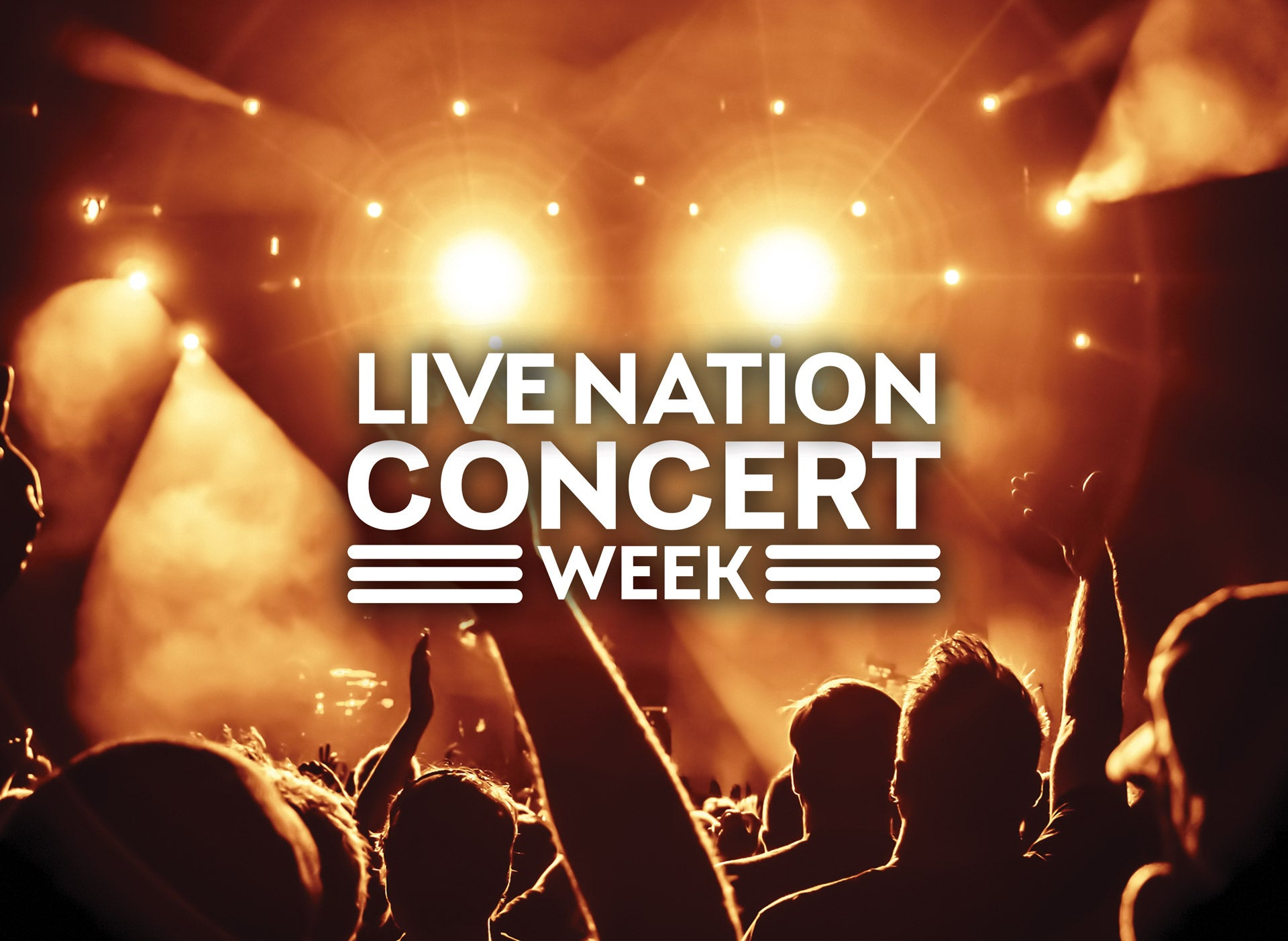 Live Nation Concert Week: la guida completa