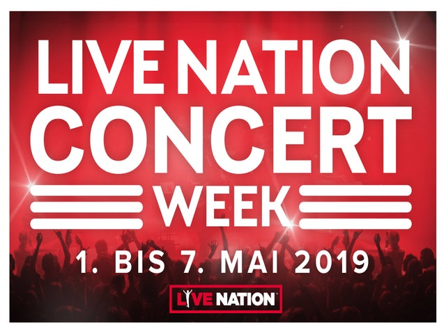 Die Live Nation Concert Week 2019