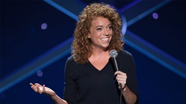american female comedians living in uk