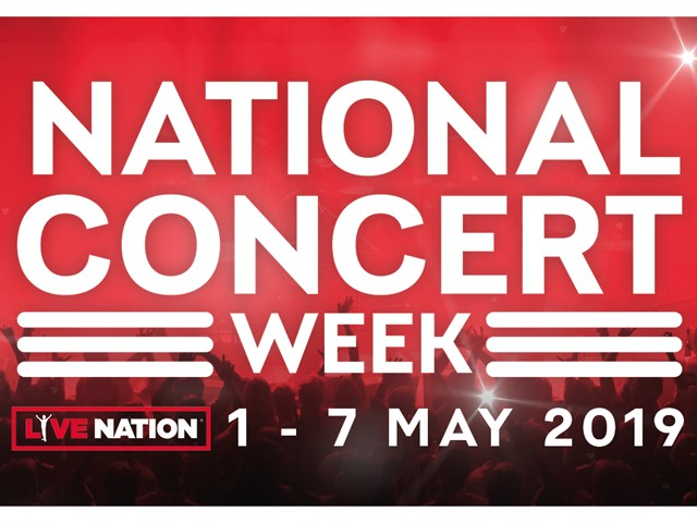 It's National Concert Week!