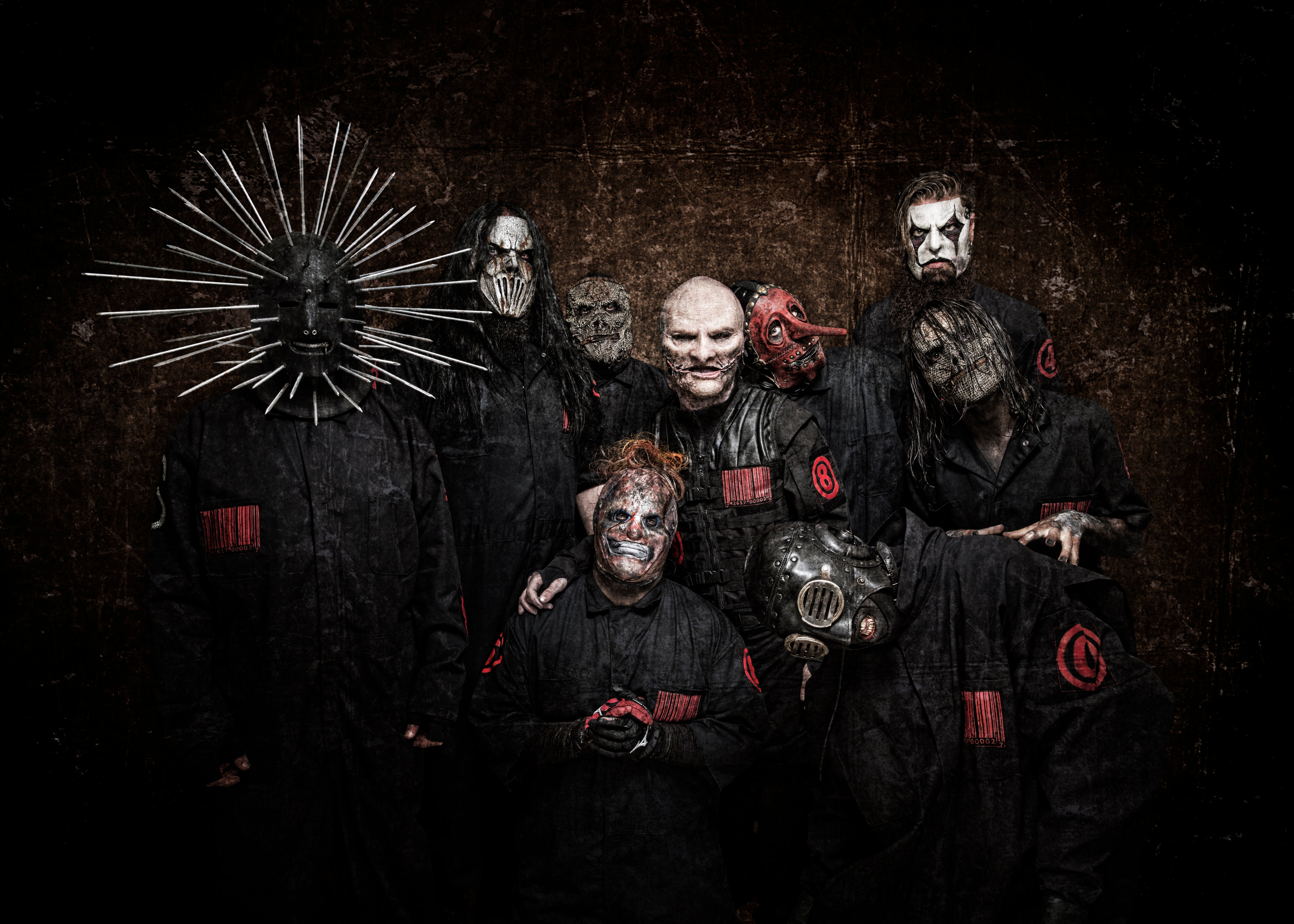 New Slipknot Album due out August 9.