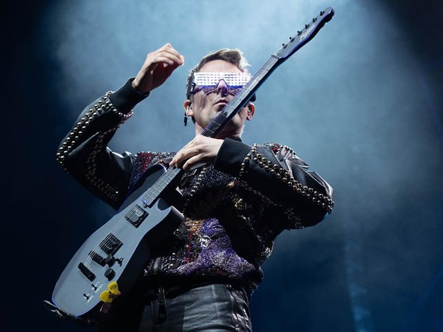 Muse i ich niesamowite show podczas Simulation Theory World Tour!