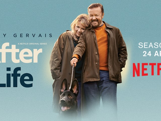Ricky Gervais Returns To Netflix With After Life Series 2!